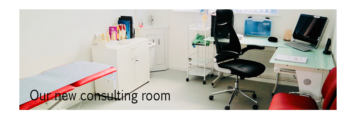 New Consulting Room