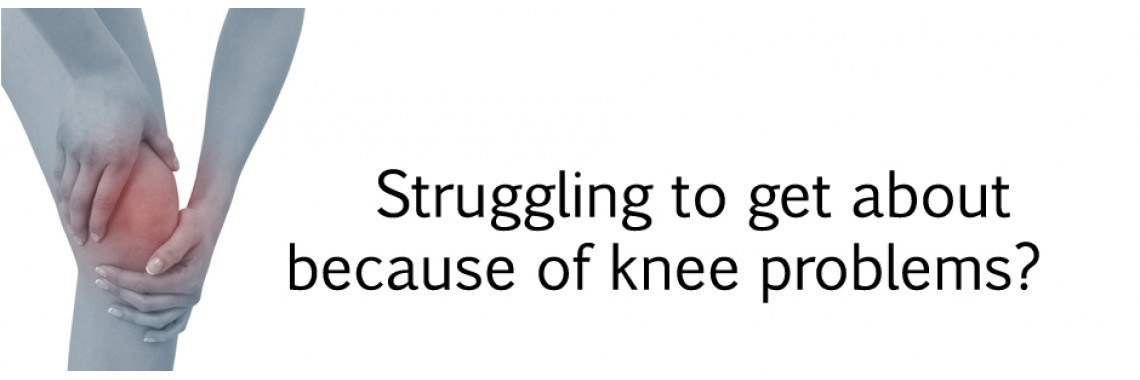 Suffering Knee Pain